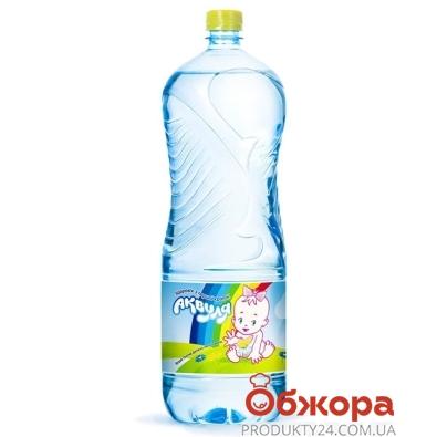 Вода Аквуля 2 л – ИМ «Обжора»