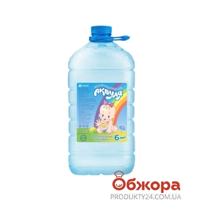 Вода Аквуля 6л – ІМ «Обжора»