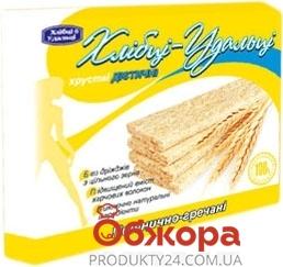 Хлебцы Удальцы Пшенично-Гречневые 100 г – ИМ «Обжора»