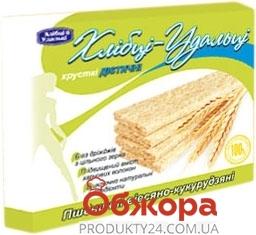 Хлебцы Удальцы Пшенично-овсяно-кукурузные 100 г – ИМ «Обжора»