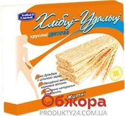 Хлебцы Удальцы Ржаные 100 г – ИМ «Обжора»