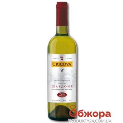 Вино Криково (Cricova) Премьера Шардоне 0,75 л – ИМ «Обжора»