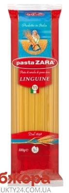 Спагетти Паста Зара (Pasta ZARA) N11 плоские 500 г – ИМ «Обжора»