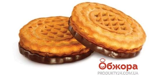 Печенье Конти (Konti) Сгущёнкино вес – ИМ «Обжора»