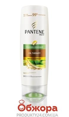 Бальзам-ополаскиватель Пантин (PANTENE) Слияние с природой для тонких и слабых волос 180 мл. – ИМ «Обжора»