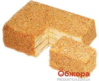 Торт Медовик со сметанным кремом – ИМ «Обжора»