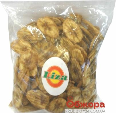 Сухофрукты Лиза Банановые чипсы 300 г – ИМ «Обжора»