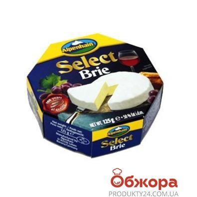 Сыр Альпенхайн (Alpenhain) Бри 125 г – ИМ «Обжора»