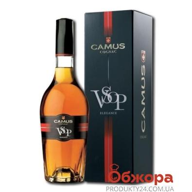 Коньяк Камю (Camus) V.S.O.P. Eleganse 0,7л – ИМ «Обжора»