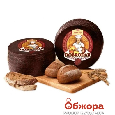 Сыр Добродар 50% ЗвениГора вес. – ИМ «Обжора»