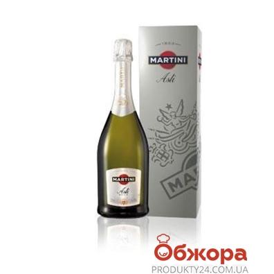 Шампанское Асти Мартини (Asti Martini) белое сладкое 0,75 л – ИМ «Обжора»