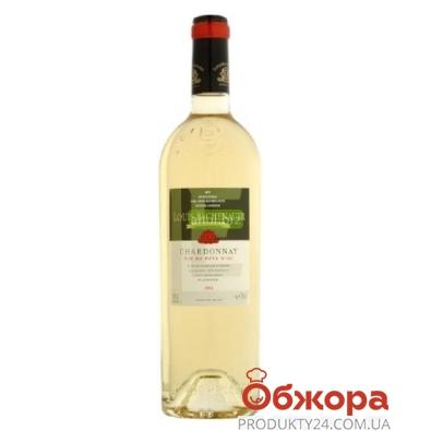 Вино Луи Эшенауэр (Louis Eschenauer) д`Ок Шардоне 0,75 л – ИМ «Обжора»