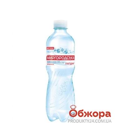 Вода Миргородская  Лагидна 0.5 л. без газа – ИМ «Обжора»
