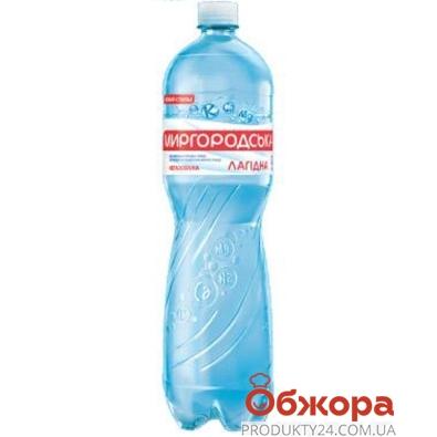 Вода Миргородская  Лагидна 1,5 л.  негазированная – ИМ «Обжора»