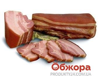 Мясо Гармаш Бекон в/к в/с вак/уп – ИМ «Обжора»