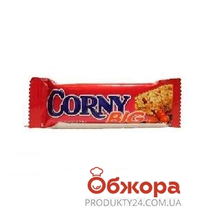 Батончик Корни (Corny) Big клюква  50г – ИМ «Обжора»