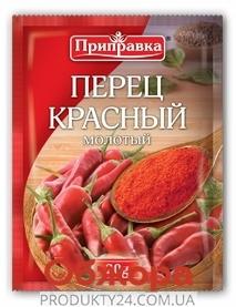 Перец красный молотый Приправка 20 г – ИМ «Обжора»