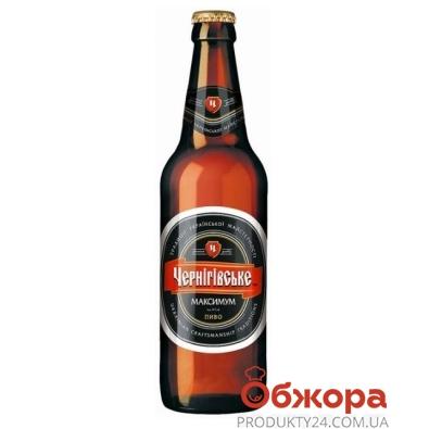 Пиво Черниговское 0.5л МАКСИМУМ 10% – ИМ «Обжора»