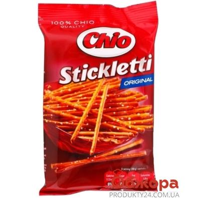 Печенье Чио (Chio) Вольф Соломка Stickletti 40 г – ИМ «Обжора»
