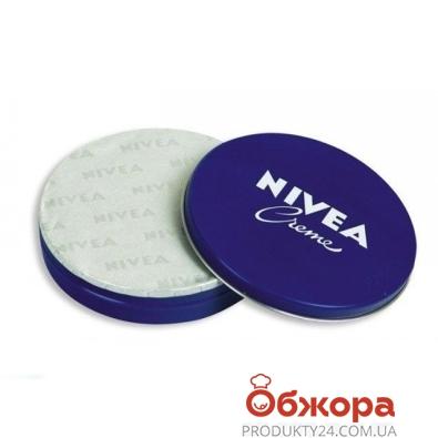 Крем Нивея (Nivea) универсальный 75 мл – ИМ «Обжора»