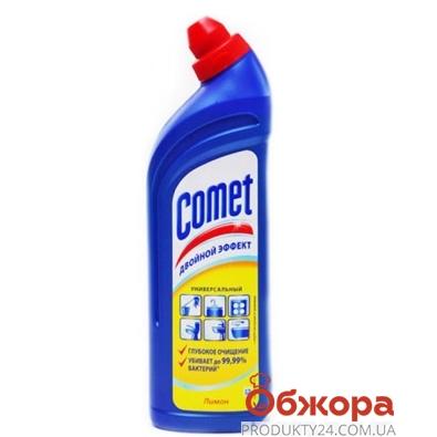 Гель Комет (Comet) 500 мл. Лимон – ИМ «Обжора»