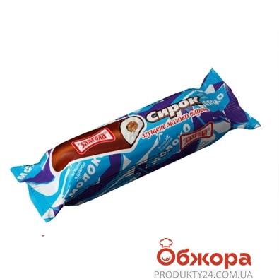 Сырки Злагода Иней 15% 36 гр. джем сгущенка – ИМ «Обжора»