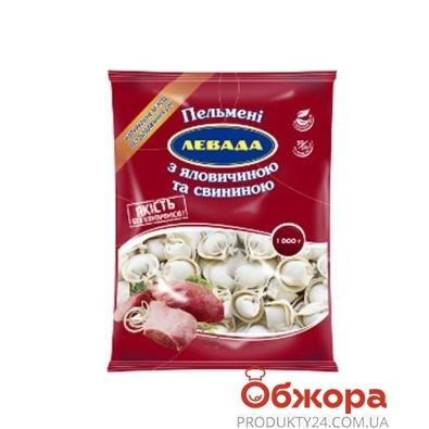 Пельмени Левада Свинина-Говядина 1 кг – ИМ «Обжора»