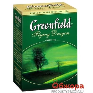 Чай Гринфилд (Greenfield) Флаинг Драгон 100 г – ИМ «Обжора»