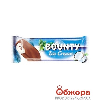 Мороженое Баунти (Bounty) Эскимо 83 г – ИМ «Обжора»