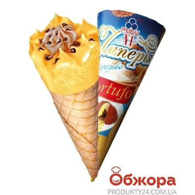 Мороженое Рудь Империя Тортуфо рожок – ИМ «Обжора»