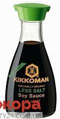 Соус Киккоман (Kikkoman) соевый 150 г – ИМ «Обжора»
