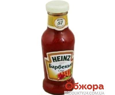 Соус Хайнц (Heinz) 250мл барбекю. – ИМ «Обжора»
