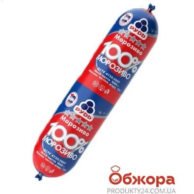 Мороженое Рудь Пломбир 100% 1 кг.. – ИМ «Обжора»