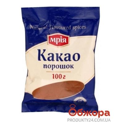 Какао-порошок Мрия 100 г – ИМ «Обжора»