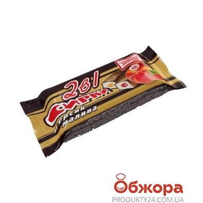Сырки Злагода 2 в 1 персик-малина 15% 40 г – ИМ «Обжора»