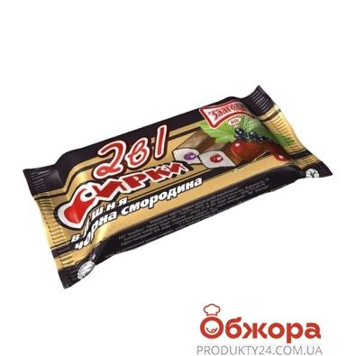 Сырки Злагода вишня-черная смородина – ИМ «Обжора»