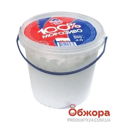 Мороженое Рудь 100% 100% 500 г – ИМ «Обжора»