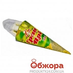Мороженое Ласунка рожок Гран-при киви – ИМ «Обжора»
