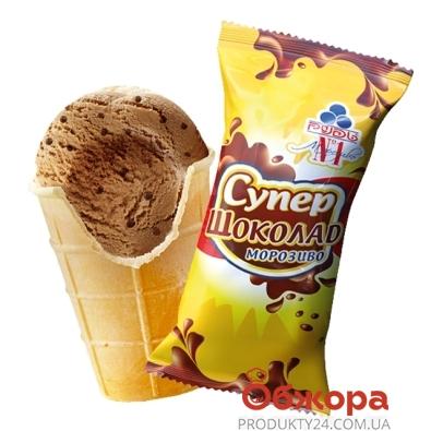 Мороженое Рудь супер шоколад 70 гр. – ИМ «Обжора»