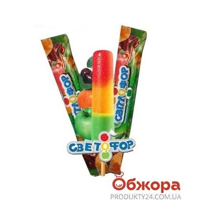Мороженое Ласунка Сок Светофор 95 гр. – ИМ «Обжора»