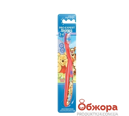 Зубная щетка Орал Би (ORAL-B) kids Stages 2 Soft 2-4 – ИМ «Обжора»