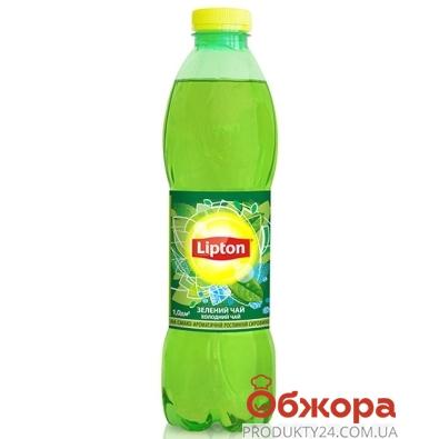Холодный Чай  Липтон (Lipton) зелёный чай 1 л. – ИМ «Обжора»