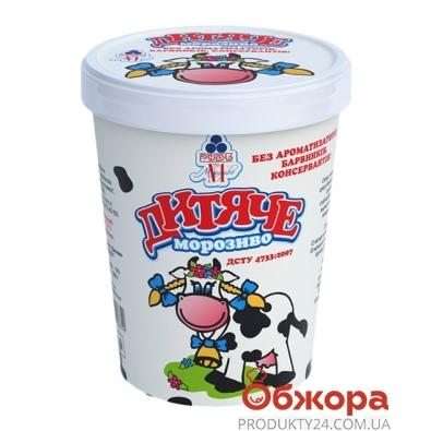 Мороженое Рудь Детское 500 г – ИМ «Обжора»