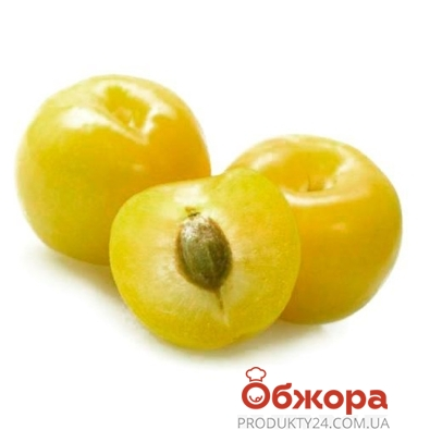 Слива желтая Испания вес. – ИМ «Обжора»