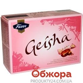 Конфеты Фазер (Fazer) Гейша 150 г – ИМ «Обжора»