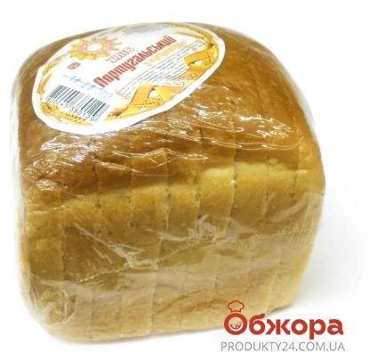 """Хлеб """"Португальский с кукурузой """"Золотое зерно Украины"""" 300г – ИМ «Обжора»"""