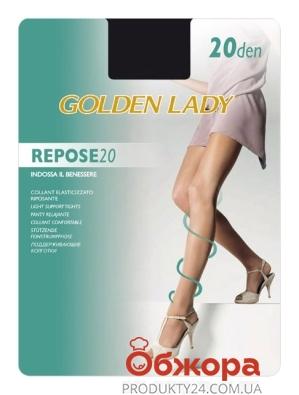 Колготки Голден Леди (GOLDEN LADY) repose 20 nero IV – ИМ «Обжора»