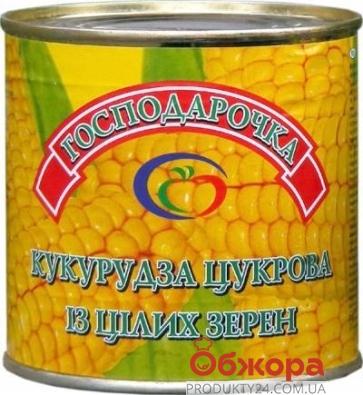 Кукуруза Господарочка сахарная 420 г – ИМ «Обжора»