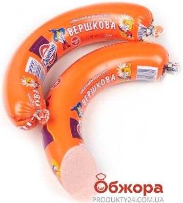 Колбаса Юбилейный Премиум Сливочная премиум 350 г – ИМ «Обжора»