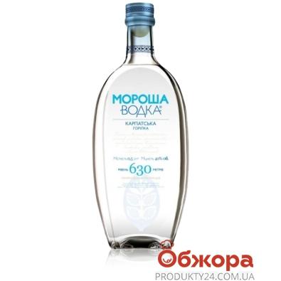 "Водка Мороша ""Карпатская"" 0,5 л. – ИМ «Обжора»"